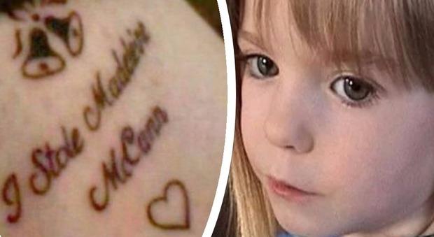 «Ho rapito Maddie Mccann»: il crudele tatuaggio che spopola in Spagna