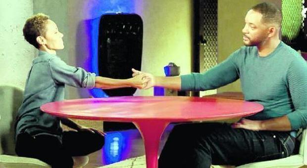 Will Smith, l ammissione in tv della moglie: «Ti ho tradito»