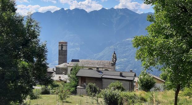 Roncaglia, Alpi Retiche