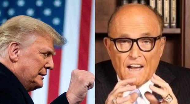 Trump sempre più accerchiato: non paga più Giuliani in attesa della seduta sull'impeachment al Senato