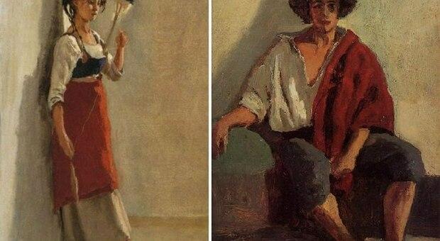 """I ritratti di Corot e la bellezza del paesaggio: dopo """"La vita è bella"""" Papigno cerca il rilancio con la cultura"""