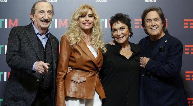 Ricchi e Poveri, la reunion 39 anni dopo a Sanremo: «Lo strappo si è ricucito»