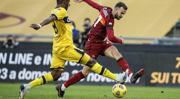 Diretta Roma-Parma alle 15, live: formazioni, giallorossi con Cristante in difesa e Villar titolare