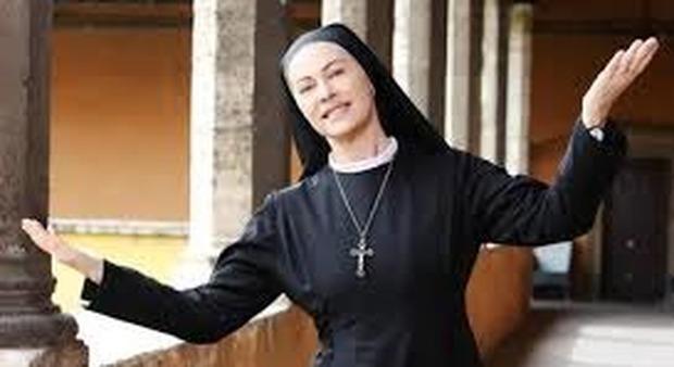 Torna Elena Sofia Ricci su Rai 1: suor Angela in crisi religiosa