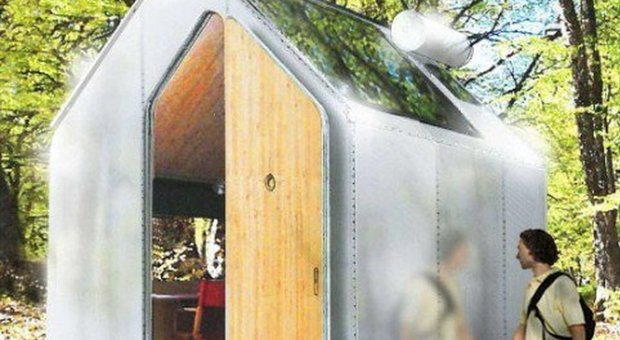 Le case pi piccole del mondo for Piccole immagini del piano casa