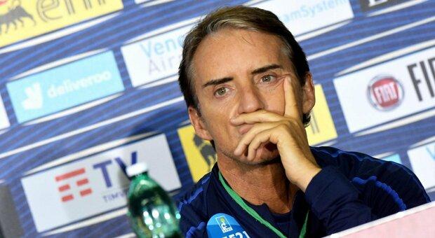 Mancini: «Io un folle? Credevo alla finale, perché penso sempre positivo»