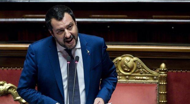 Salvini a Parma: «Far west? Sì, ma contro la divisa». E sulla Rai promette: «Spazio a giornalisti non di sinistra»