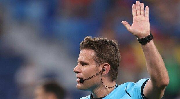 Italia-Spagna, Brych è l'arbitro della semifinale, seconda volta per lui nella gara. Ha diretta anche la finale di Cardiff della Juventus
