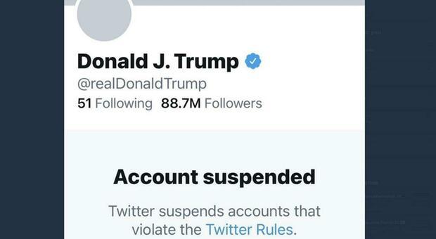 Trump, ecco perché Twitter lo ha cancellato: «Il gestore non voleva diventare complice»