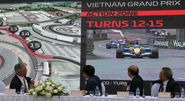 Formula Uno Calendario 2020.Formula 1 Dal 2020 Si Correra Anche Il Gran Premio Nel Vietnam