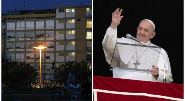 Papa Francesco, intervento chirurgico al Gemelli