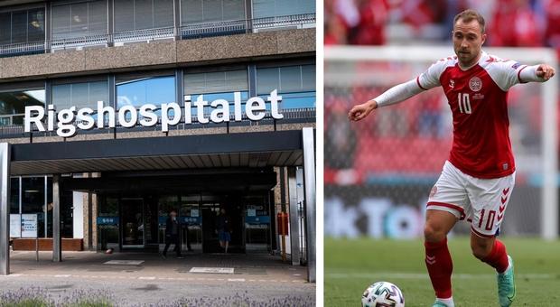 Eriksen, le prime parole dall'ospedale: «Non mollo, ora voglio capire cosa è successo»