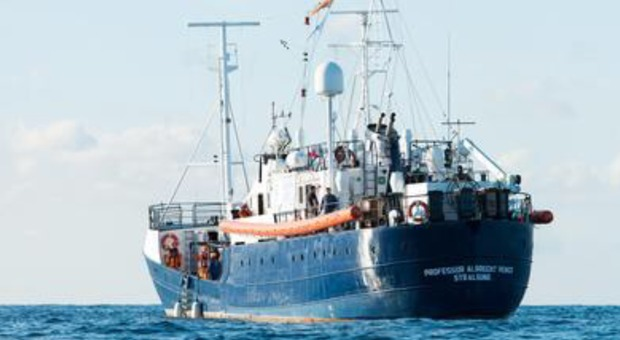 La nave umanitaria Sea Watch