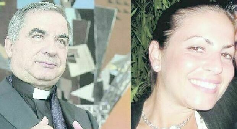 "Vaticano: arrestata Cecilia Marogna, la ""lady"" del cardinale Becciu"