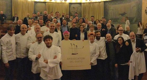 Da Cracco a Oldani, chef e ristoratori nella nuova associazione Ambasciatori del Gusto