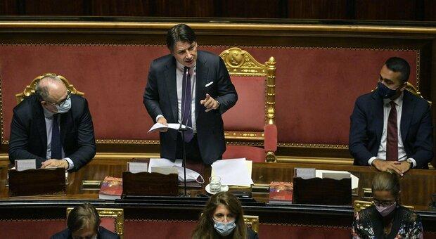Conte al Senato, diretta: accordo Ue svolta storica, risultato non del governo ma degli italiani