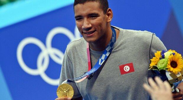 Hafnaoui, il campione olimpico di nuoto di cui non si sa nulla: «Non ci credevo neanche io»