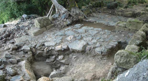Farnese, festa degli Etruschi alla riserva naturale Selva del Lamone