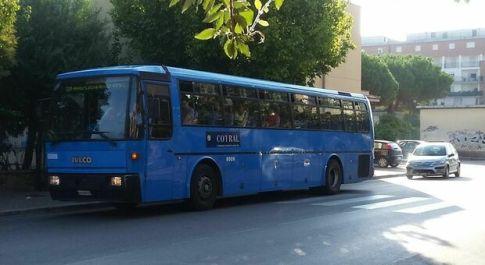 Un bus del Cotral