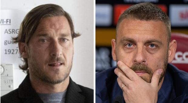 Roma: De Rossi, il timore di finire come l amico Totti