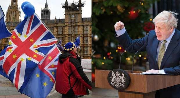 Brexit, la Gran Bretagna chiude le porte ai migranti «non qualificati»
