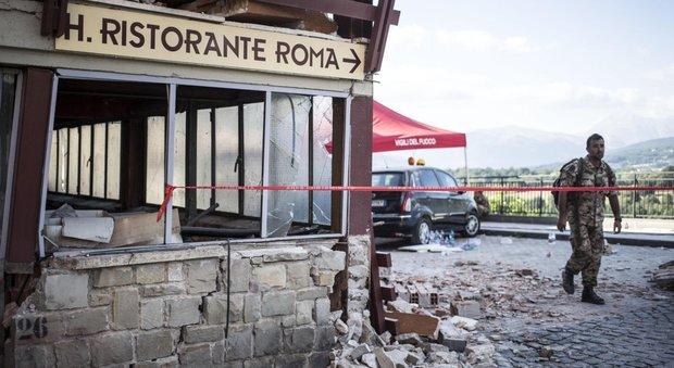 Terremoto, il Ristorante Roma tempio della pasta all'amatriciana riapre il 29 luglio nell'Area Food