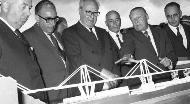 Morandi avvertiva nel 1979: «Il ponte sul Polcevera si sta corrodendo»