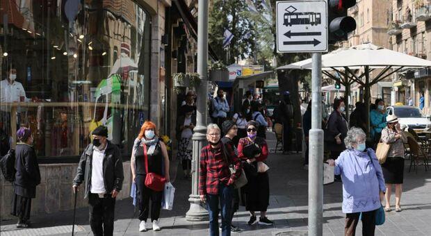 Israele ha raggiunto «una sorta di immunità di gregge»: 86 i casi nelle ultime 24 ore