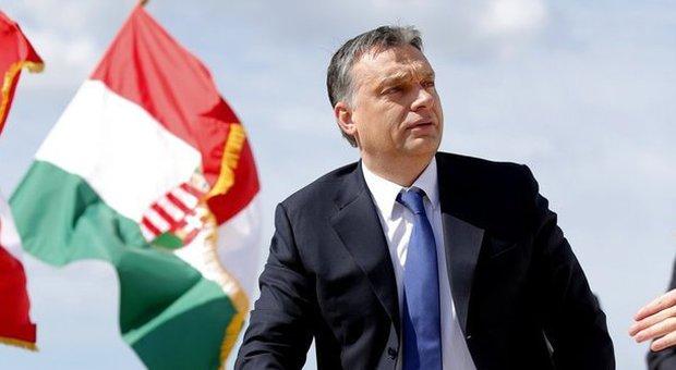 Il primo ministro ungherese Viktor Orban