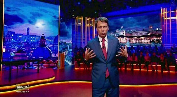 Stasera in Tv su Rete 4 Quarta Repubblica