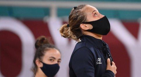 Chi è Odette Giuffrida, la romana due volte campionessa olimpica del judo