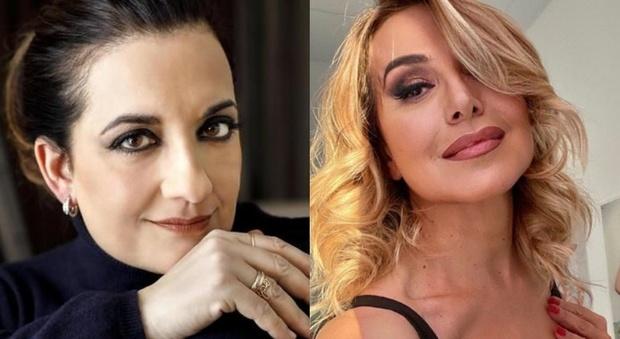 Barbara D'Urso, Catena Fiorello s'infuria in diretta a Pomeriggio 5: «Mi ha starnutito accanto senza mascherina» (ansa/instagram)