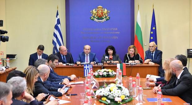 Edison, via alla costruzione del gasdotto Grecia-Bulgaria