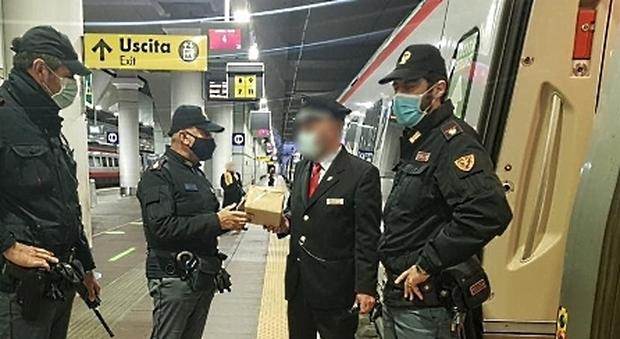 Parma, deve consegnare a Roma delle provette di sangue con urgenza, parte la staffetta ferroviaria