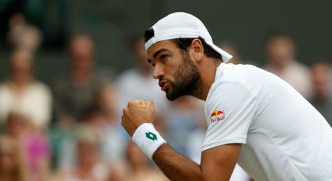 Berrettini, storica finale a Wimbledon: «Ho bisogno di tempo per capire quello che è successo»