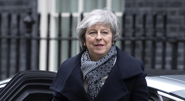 Brexit, al voto il Piano B di Theresa May