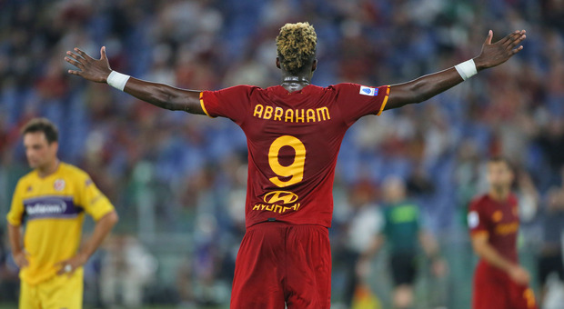 Roma-Fiorentina 3-1: doppio Veretout e Mkhitaryan regalano la vittoria a  Mou. Abraham è super