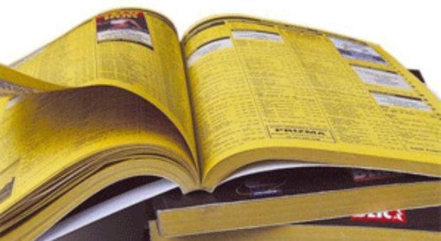 Le pagine gialle, un media utilizzate per essere online e per costruire il proprio funnel