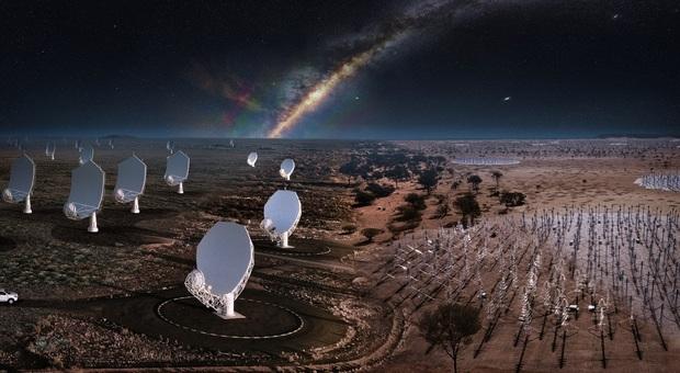 Trent'anni di lavoro, al via la costruzione di Ska: la rete di radiotelescopi più grandi del pianeta. L'Italia è in prima linea