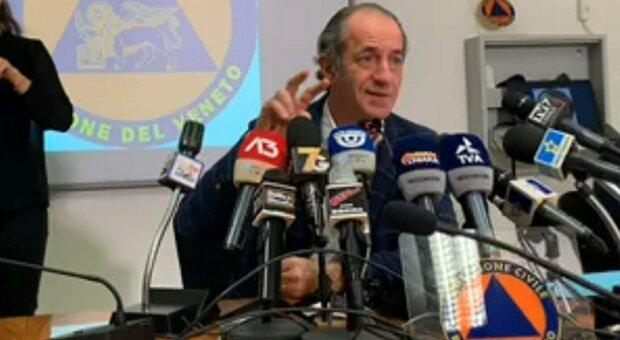 Dpcm, Zaia: «Conte non ha parlato di orari coprifuoco»