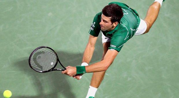 La sfida di Djokovic: «Voglio battere il record di Slam di Federer»
