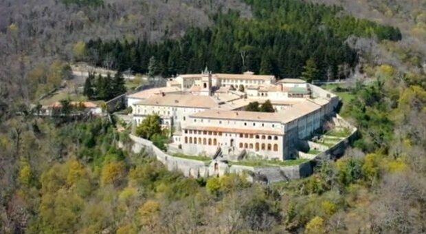 Certosa di Trisulti, ultimatum del Ministero: l'associazione sovranista ha 10 giorni per fare i bagagli