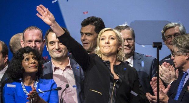 Francia, ciclone Le Pen: «Con me via da Nato e Ue»