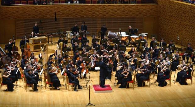 A Santa Cecilia l'orchestra del conservatorio di San Pietroburgo: tornano i fasti del Natale di Roma