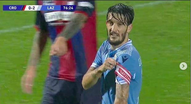 Lazio, Luis Alberto: «Un onore indossare la fascia da capitano». Leiva: «Testa allo Zenit»