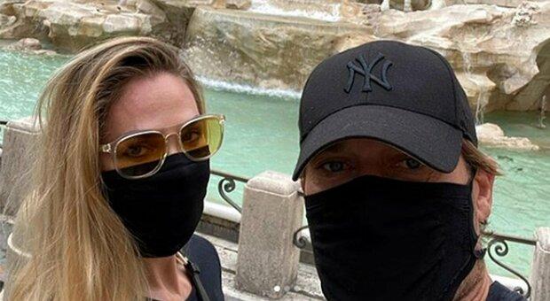 Francesco Totti positivo al Covid, è in isolamento. Anche Ilary Blasi sarebbe contagiata