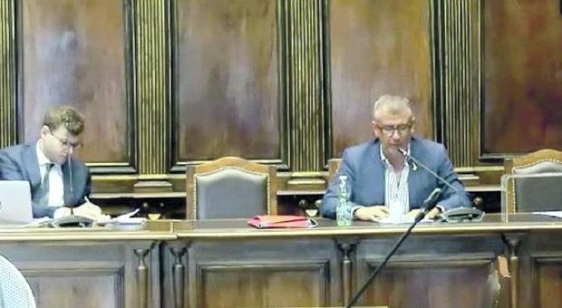 L'assessore al Bilancio, Enrico M. Contardo