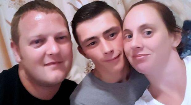 Richard Spottiswood, Darren Bonner e Lucy Burn