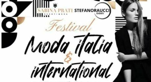 Torna il Festival Moda Italia & International: appuntamento il 2 luglio al Park Hotel Villa Garzoli