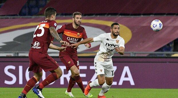 Live Roma-Benevento diretta: Cristante in difesa, Inzaghi lancia Lapadula